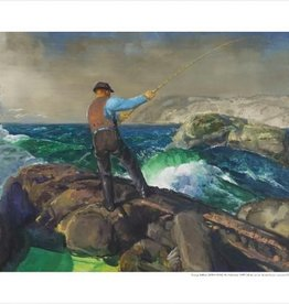 Amon Carter Poster Prints The Fisherman