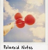 Polaroid Notes 20 Different Notecards and Envelopes