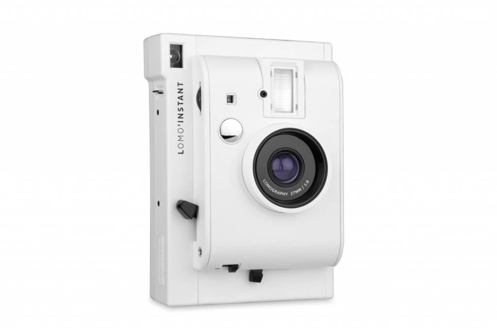 Lomo Instant Camera White