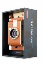 Lomo Instant Camera Brown Sanremo Edition