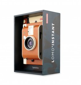 Lomo Instant Camera Brown Sanremo Edition