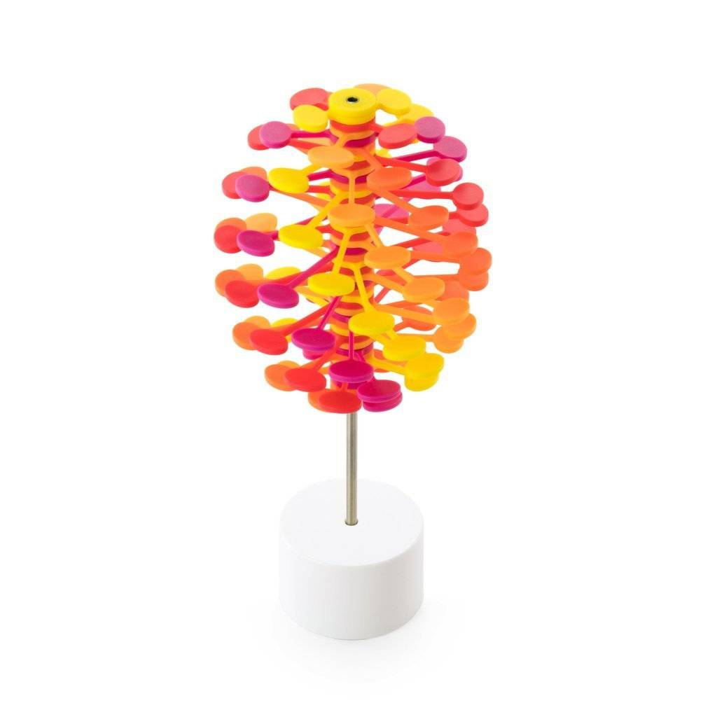 Lollipopter Orange Red Yellow