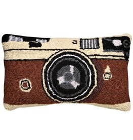 Peking Handicraft, Inc. Camera Pillow