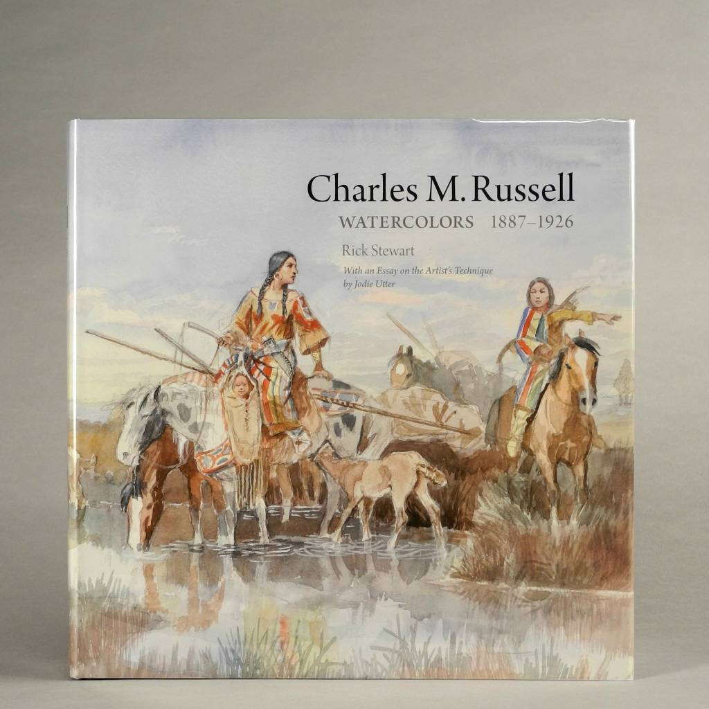 Charles M. Russell Watercolors, 1887–1926 Limited Edition Leather