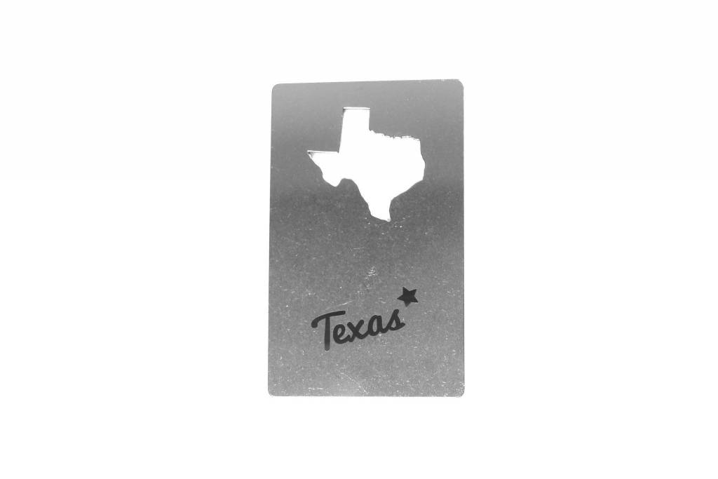 Zootility Tools Texas Bottle Opener