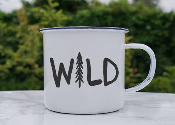 Enamel Co. Wild Enamel Mug