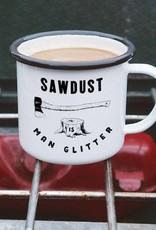 Enamel Co. Sawdust Enamel Mug