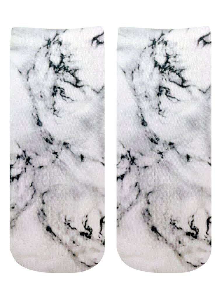 Ankle Socks Marble