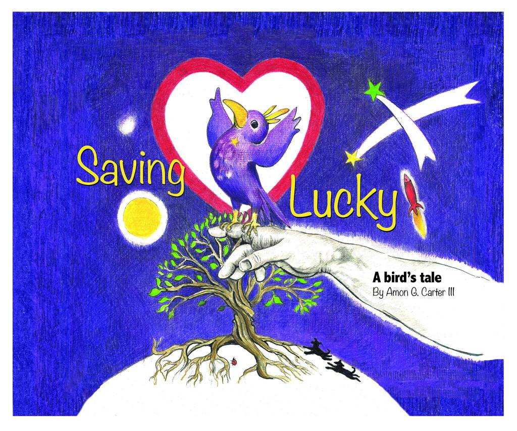 Saving Lucky Saving Lucky: A Bird's Tale