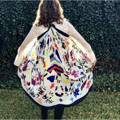 Allison Castillo Designs Texas Forever Scarf