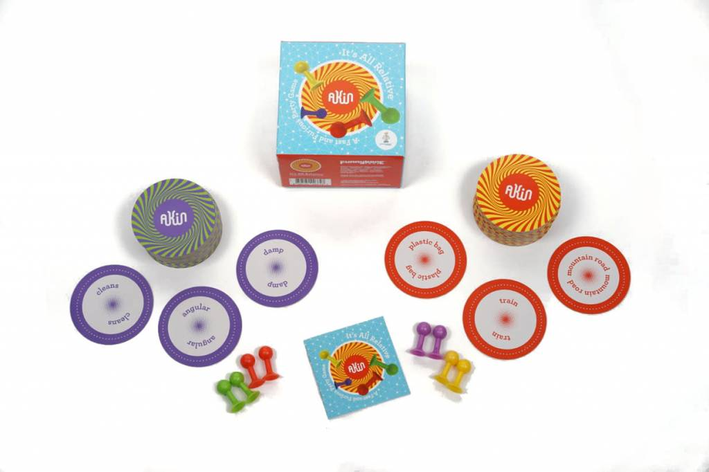 Akin Suction Cup Game