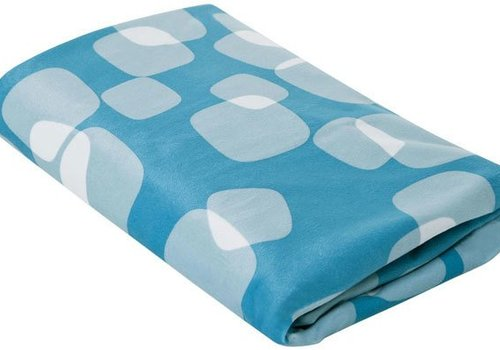 4moms 4moms Breeze Play Yard Waterproof Playard Sheet In Blue