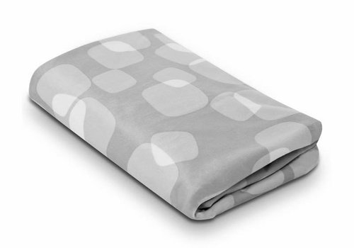 4moms 4moms Breeze Play Yard Waterproof Playard Sheet In Silver