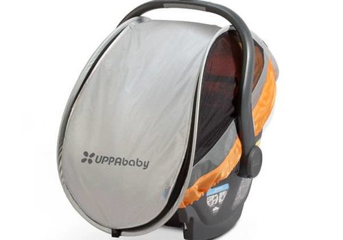 UppaBaby Uppa Baby Cabana Infant Car Seat Shade In Drew (Tangerine)