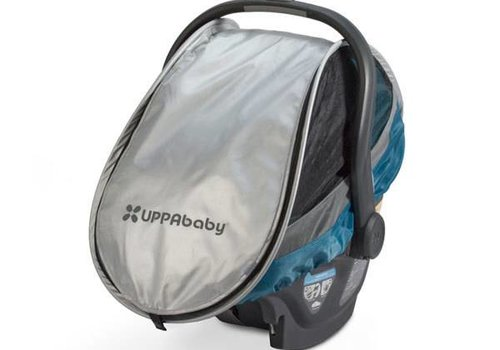 UppaBaby Uppa Baby Cabana Infant Car Seat Shade In Sebby (Teal)