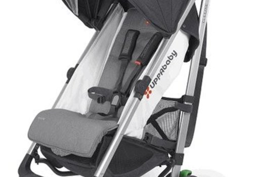 UppaBaby 2018 Uppa Baby G-Luxe Stroller In JORDAN (Charcoal/Silver)