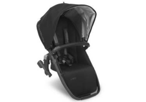 UppaBaby Uppa Baby 2018 Vista Rumble Seat (Only) In JAKE (Black/Carbon/Black Leather)