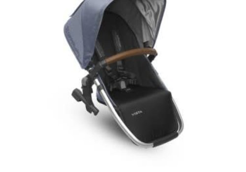 UppaBaby Uppa Baby 2018 Vista Rumble Seat (Only) In HENRY (Blue Marl/Silver/Saddle Leather)