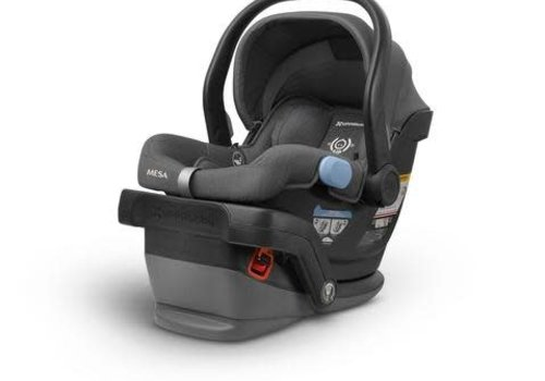 UppaBaby 2018 UppaBaby MESA Infant Car Seat With Base In JORDAN (Charcoal Mélange)