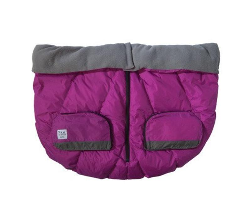 7 A.M. Enfant Evolution Blanket DUO In Grape
