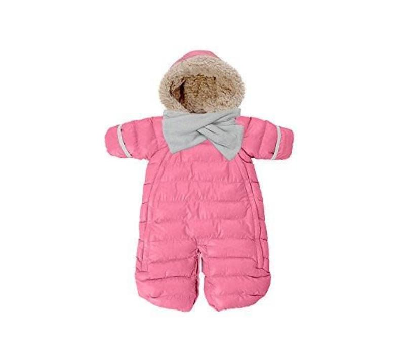 7 A.M. Snow Suit Bunting Doudoune Medium In Candy