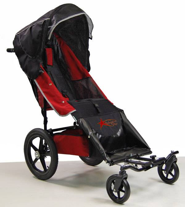 Transform your stroller in 16 different ways! City Select allows you to create the stroller that you and your family need. Place an order for yours today!