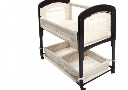 Arms Reach Arm's Reach Co-Sleeper Cambria Bassinet, Natural With Out Skirt