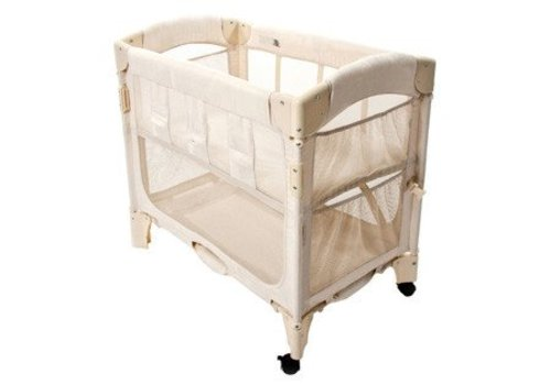 Arms Reach Arm's Reach Mini Arc Co-Sleeper In Natural