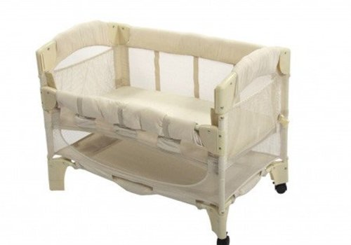 Arms Reach Arm's Reach Mini Arc Co-Sleeper In Natural European