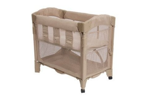 Arms Reach Arm's Reach Mini Arc Co-Sleeper In Toffee