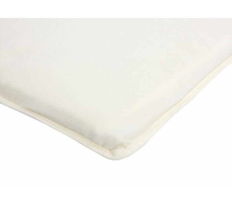 Arm's Reach Mini Co-Sleeper 100 % Cotton Sheet In Natural