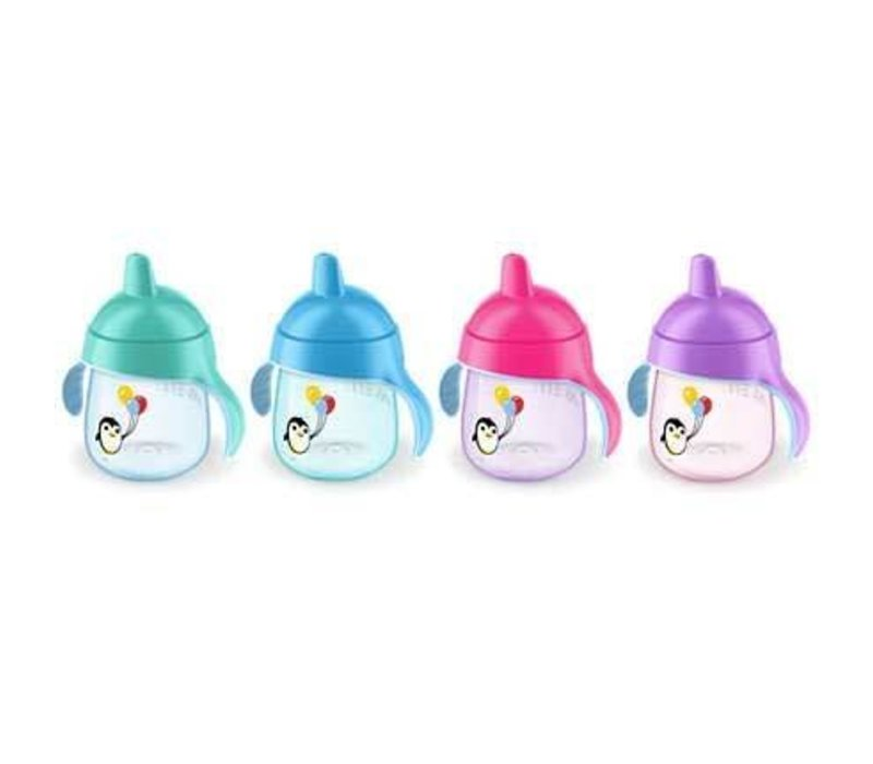 Avent My Penguin Sippy 9 Ounce 2 Pack
