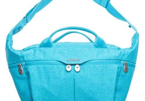 Doona Doona All-Day Bag In Turquoise-Sky