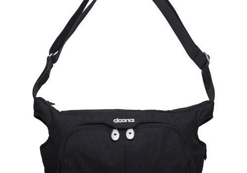 Doona Doona Essentials Bag In Black Night