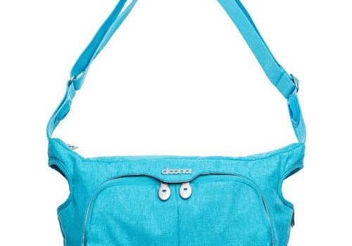 Doona Doona Essentials Bag In Turquoise-Sky