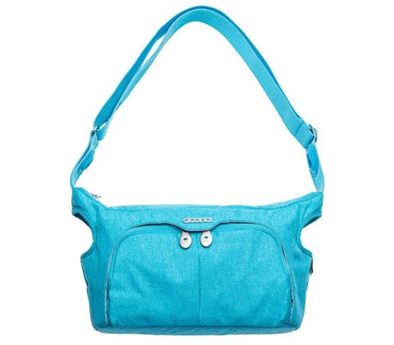Doona Essentials Bag In Turquoise-Sky
