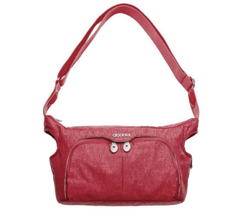 Doona Essentials Bag In Red-Love