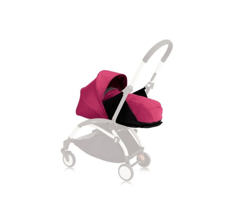 BabyZen YoYo Newborn Color Pack In Pink