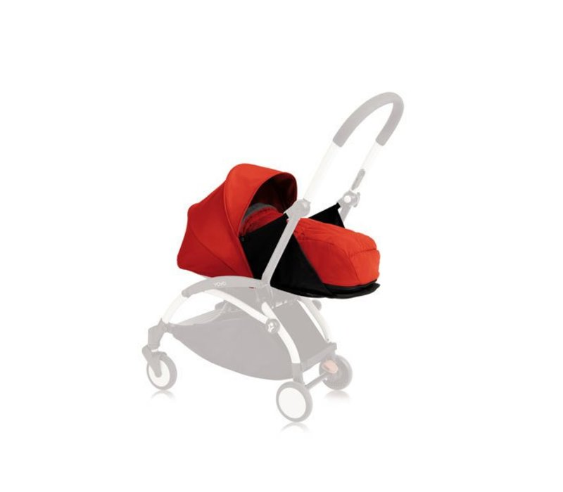 BabyZen YoYo Newborn Color Pack In Red