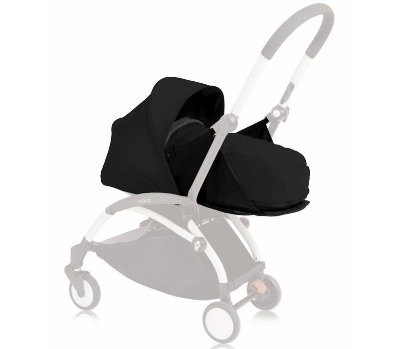 BabyZen YoYo Newborn Color Pack In Black