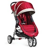 Baby Jogger 2018 Baby Jogger City Mini 3 Wheel Single In Crimson - Gray