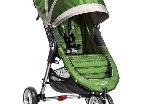 Baby Jogger 2018 Baby Jogger City Mini 3 Wheel Single In Evergreen