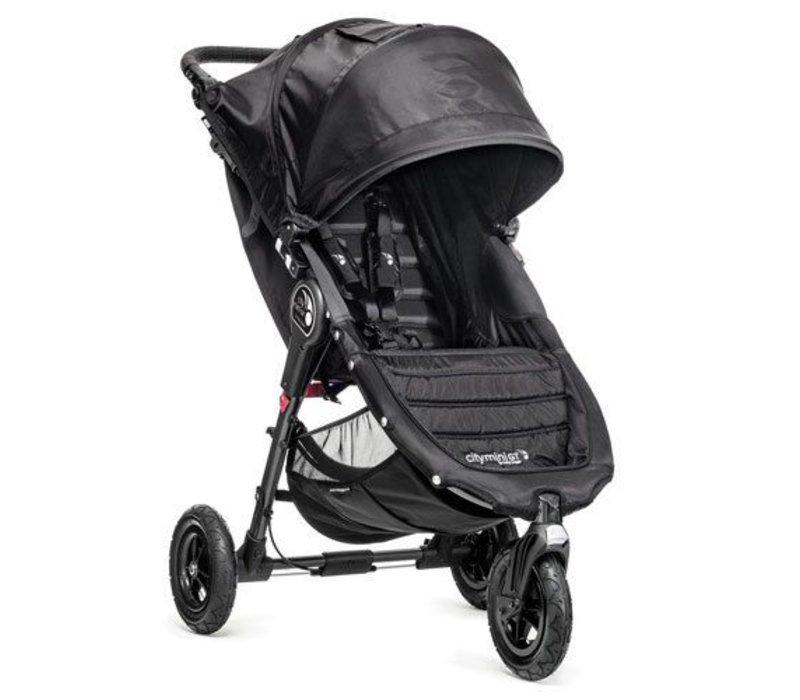 2017 Baby Jogger City Mini GT Single In Black - Black