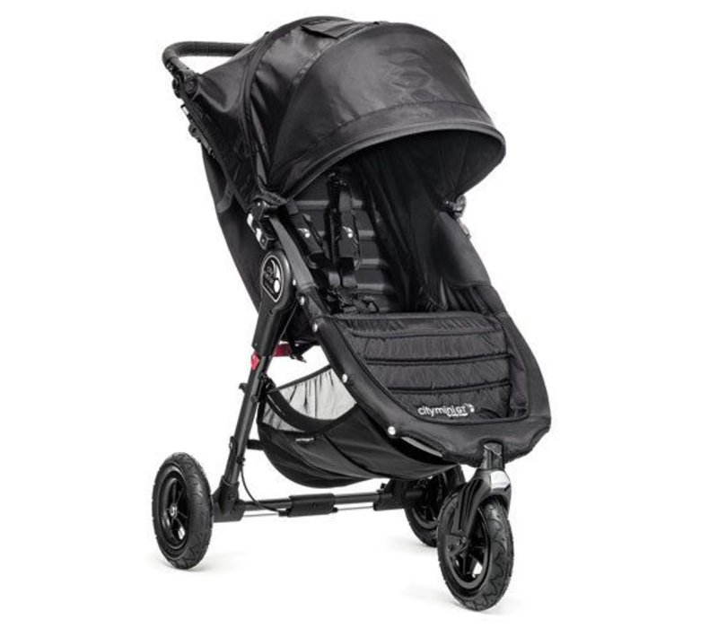 2018 Baby Jogger City Mini GT Single In Black - Black