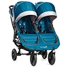 Baby Jogger 2017 Baby Jogger City Mini GT Double In Teal - Gray