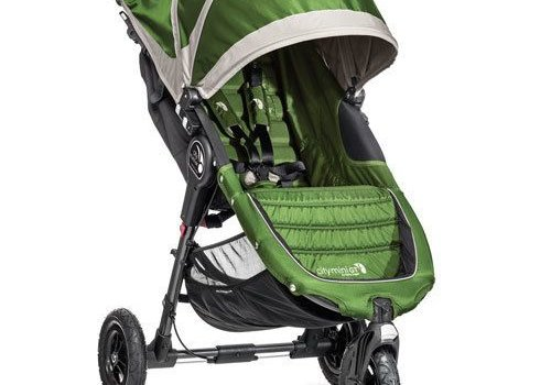 Baby Jogger 2017 Baby Jogger City Mini GT Single In Evergreen