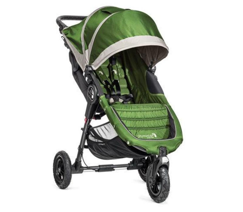 2017 Baby Jogger City Mini GT Single In Evergreen