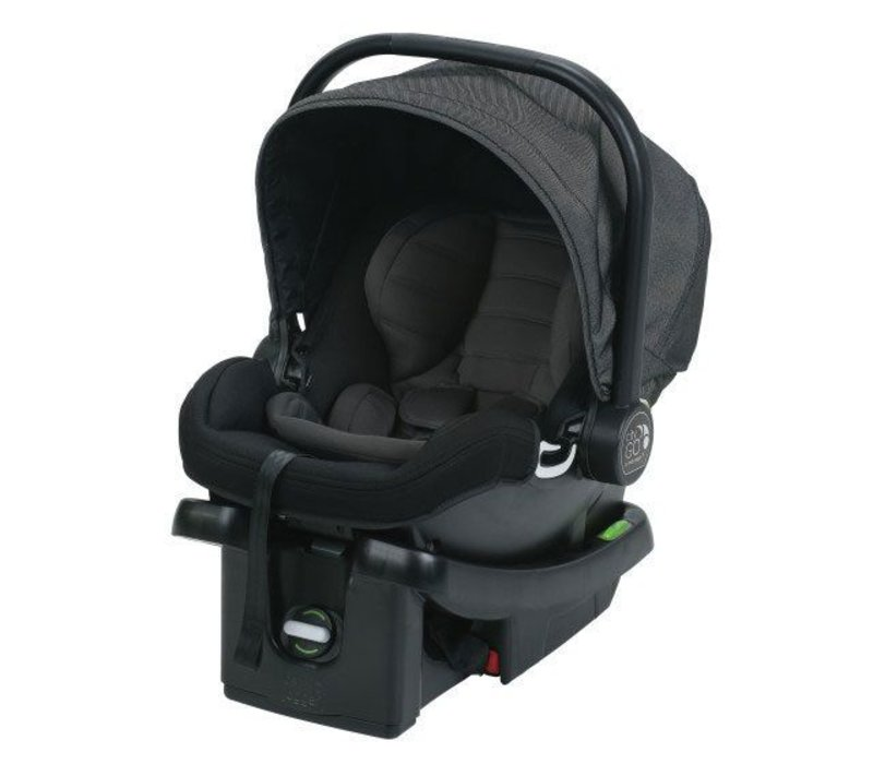 2017 Baby Jogger City Go Infant Car Seat In Black
