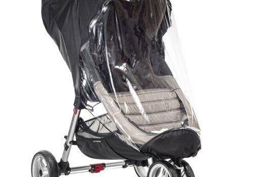 Baby Jogger Baby Jogger City Mini or City Mini GT Single Rain Canopy