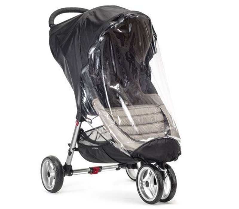 Baby Jogger City Mini or City Mini GT Single Rain Canopy